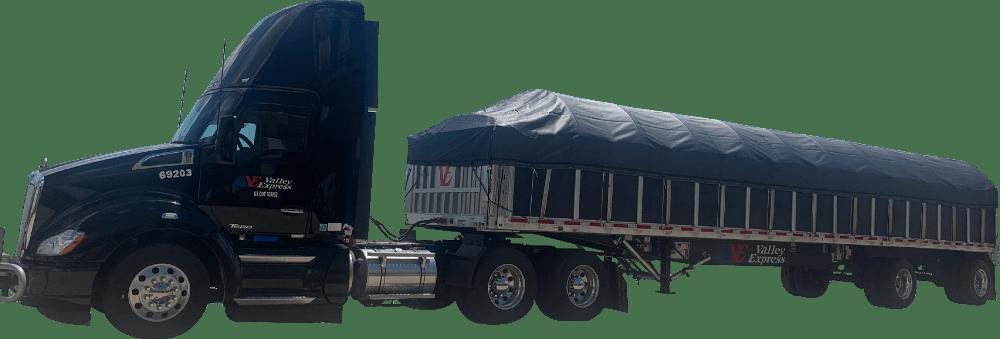 Valley Express Truck Driving Jobs